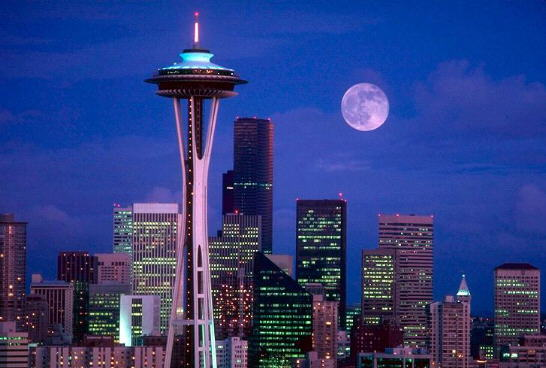 Seattle - Spaceneedle